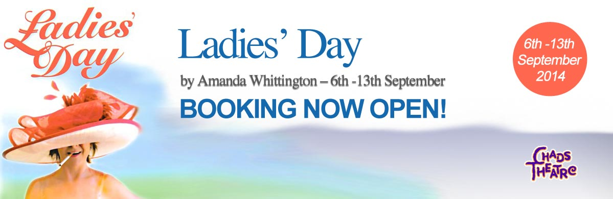Ladies' Day by Amanda Whittington